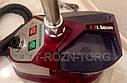 Отпариватель Вертикальный  Liting Q7 2200 Вт мощность (Красный), фото 3