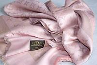Палантин Louis Vuitton люрекс пудровый Люкс, фото 1