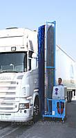 Портальная мойка для грузового транспорта