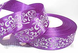 Орнамент, фиолетовый