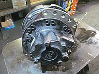 Ремонт гидравлического мотора хода опрыскивателя Poclain Hydraulics MS-18