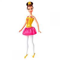 Disney Принцеса-балерина Бель + кільце для дівчинки (Дисней Принцесса-балерина Белль)