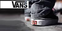 Новая коллекция кед Vans