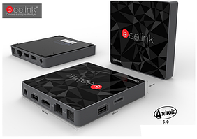 Beelink GT1 Amlogic S912 обновленная модель!
