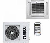 Кондиционер кассетный Zanussi ZACС-12 H/N1(compact)