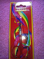 Ножнички Olimp изгиб (22 мм) красные