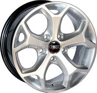 Литые диски Allante 547 HS 7.5x17/5x120 D74.1 ET38 (Hyper Silver)