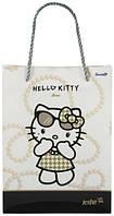 "Пакет пластиковый подарочный ""Hello Kitty Diva"", ТМ Kite, HK13-204-2K"