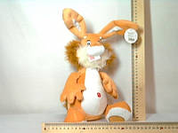 Мягкая игрушка Кролик долгоухий музыкальный FY324-3/28, 4228