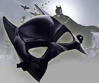 Карнавальная Пластиковая Маска из Кинофильма Бэтмен Mask Batman Прикол для Вечеринки
