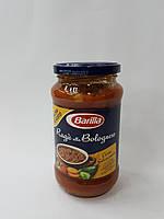 Соус натуральний томатний Barilla Ragu alla Bolognese с мясным фаршем