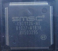 Микросхема SMSC KBC1126-NU для ноутбука