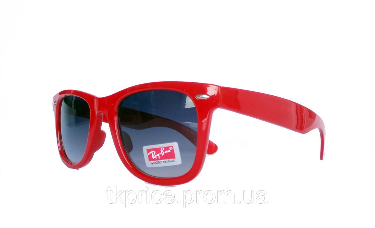 Женские солнцезащитные очки качественная реплика  Ray Ban
