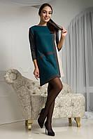 Платье-туника 3 цвета