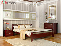 """Деревянная кровать из бука """"Афина"""""""