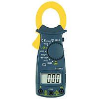 Мультиметр клещевой DT-3266А, токоизмерительные цифровые клещи