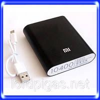 Универсальная батарея Xiaomi Mi Power Bank 10400mAh