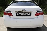 Реснички на задние фонари Toyota Camry V40 2009-2011 г.в. Тойота Камри