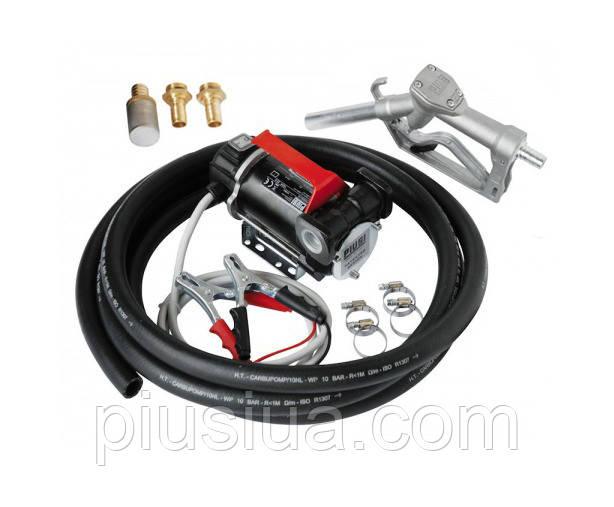 Заправочный насос PIUSI Battery Kit 3000 INLINE 24 V (комплект для перекачивания)