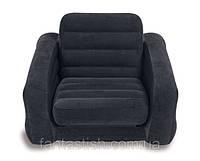 Кресло-трансформер INTEX 68565 шезлонг 109*218*66 см IKD
