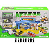 """Парковочний центр """"Мегаполіс""""(коробка) 660-104 р.36х5х28 см."""