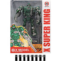 Робот-трансформер (коробка) 701-706 р.20х26хх8 см.