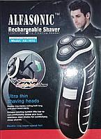 Электробритва аккумуляторная Alfasonic Германия, фото 1