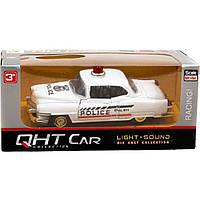 Машина металлическая ML53605LP М1:32, свет, звук,pull back,4цвета, в коробке 16*7*7 см