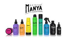 Серия для стайлинга волос Kemon Hair Manya
