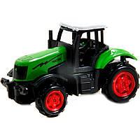 Трактор метал. Т1126 р.10,5х33х4,2 см.