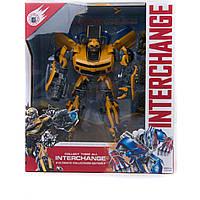 Трансформер-робот (коробка) 4105 р.50,5*20*58 см.