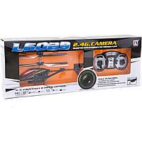 Гелікоптер (радіокер., відеокамера, акумулятор) 6029