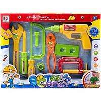 Набор инструментов детский 1666A 36*4*27