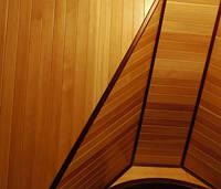 Вагонка штиль лиственница сибирская(14*96) сорт Экстра