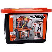 """56008-Игровой набор для мальчиков """"Мастерская в чемодане"""""""