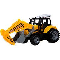 Трактор 666-112B инерц.пласт.32*14*14