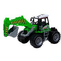 Трактор 666-72A инерц.2в.пласт.40*17*18