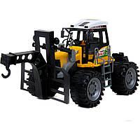 Трактор 666-73A инерц.2в.пласт.40*17*18