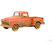 "Машинка джип 5"" KT5330WY CHEVY STEPSIDE PICK-UP 1955 (Muddy) метал.инерц.откр.дв.1:38"