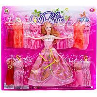 Лялька з одягом (планшет) L5720C р.43,5*38 см