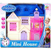 Будинок для ляльок FROZEN 901-77 р.21х18х4,5 см.
