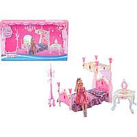 Набор мебели для кукол (арт. 689-1), пластик,31.5x18.5x6 см JAMBO 100812085