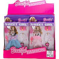 """Набір плать для ляльок """"Barbie"""" S07 р.25*15*2 см"""