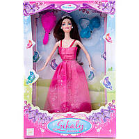 Кукла Sikaly 30 см LS20175/6 принцесса 24в. 22*5,5*33