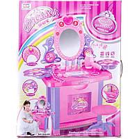 """Детский игровой набор """"Трюмо с аксессуарами"""" для маленьких принцесс"""