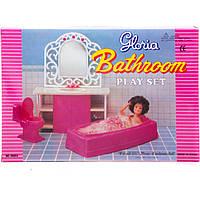 """Мебель """"Gloria"""" 94013 для ванной, 29*7*28 см"""