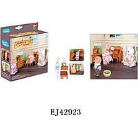 Набор мебели (арт. 012-05B), пластик, цветная коробка, 12.00x11.50x4.50 см, 3-6 лет, Jambo, 100089430