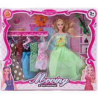 Лялька з одягом та аксесуарами (коробка) YX031А р.38*33*5,5 см