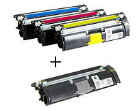 Заправка цветных картриджей CLP-300 принтера Samsung CLP-300/ CLX-2160