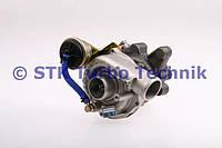 Турбина Citroen Jumper; Fiat Ducato; Peugeot Boxer 2.0L HDI/JTD/TD; DW10TD
